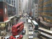 홍콩 2층버스