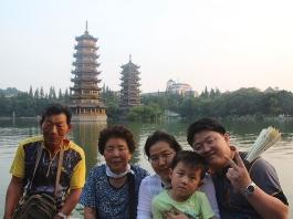 계림을 안 가면 중국을 몰라요~ 아~쉬운 여행~!