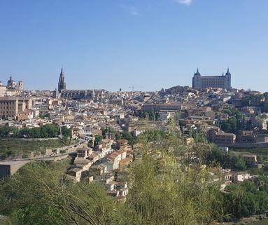 스페인으로 떠난 타임머신 여행