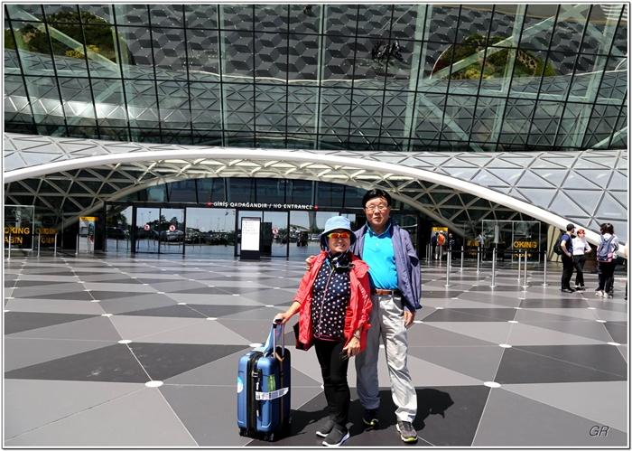 두바이&중앙아시아 코카서스 3국 10일 아제르바이잔 1편