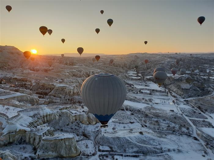 2020년 첫 출발을 터키여행으로 시작! (w/원가이드님)
