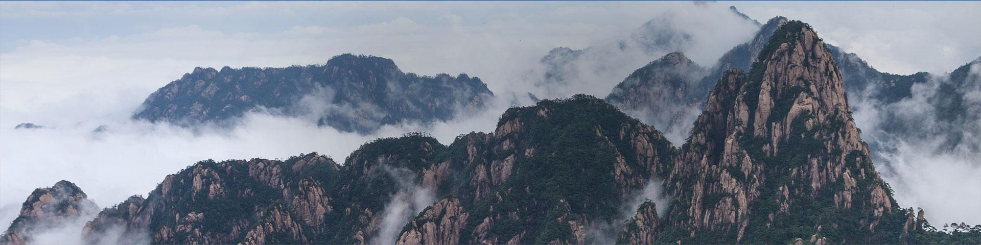 장가계 | 태항산 | 황산 | 계림