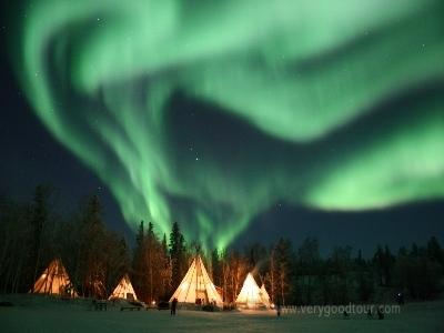 [두곳 모두 한번에] 캐나다 옐로나이프 오로라 & 밴쿠버 자유여행 7일
