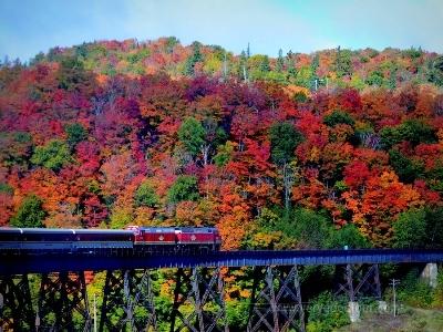 [열차와 함께하는 캐나다 단풍여행] 미동부/캐나다+ 수생마리 단풍기차 12일/13일