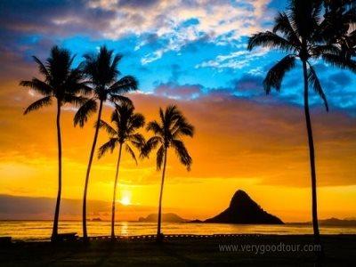 [포켓와이파이 전일 제공]  하와이 6일