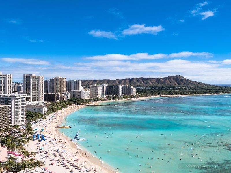 우리끼리 단독으로 즐기는 안전 클린 하와이여행