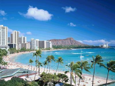 [실속파의 선택/일급호텔 or 준특급 호텔] 365일 따뜻한 그 곳, 하와이 [오아후 섬일주] 6일/7일