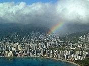 하와이 전경