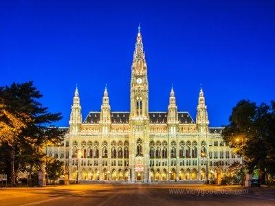 【자세히보는 비엔나와 프라하】동유럽 2개국(오스트리아.체코) 8일 ※비엔나2박/2대야경&궁전+와인시음