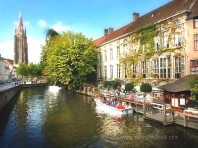 파리/브뤼셀/암스테르담 자유여행 8일