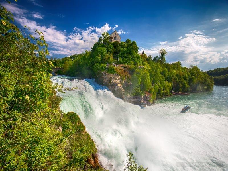 [자연을 가장 자연스럽게] 스위스 일주 9일 #일급 호텔