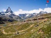 고르너그라트 산악열차