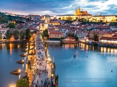 【패키지 속 자유_나만의 프라하 여행】발칸 2개국 (크로아티아/슬로베니아)+동유럽 3개국 (오/체/헝) 9일 ※ 2대야경포함