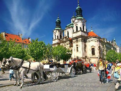 프라하/비엔나/부다페스트 자유여행 8일