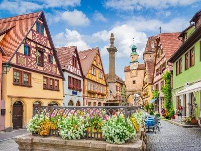 【色 다르게 여행하는 길】'헨젤과 그레텔'검은숲_티티제 작센의 스위스_바슈타이 독일일주 9