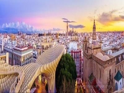 【고급을 더하다/아시아나 직항+전일정 일급호텔 +NO옵션+바르셀로나자유】스페인+포트투갈 8일 [OZ]