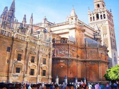 올라! 에스파냐 , 파란하늘 아래 마주한 스페인! 눈을 감아도 선명한 스페인의 하늘이 아른거린다.