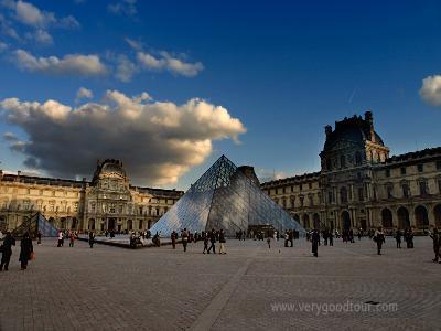 파리/로마/산토리니 자유여행 9일