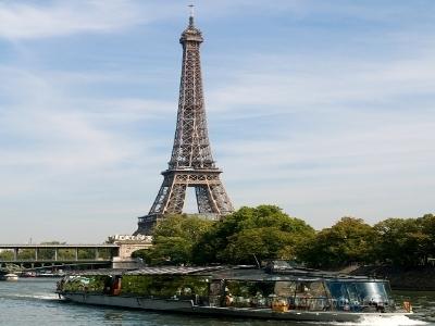 【세느강 런치 크루즈】 맛있는 여행, 즐거운 여행 _ 서유럽 4개국(영국/프랑스/스위수/이태리) 10일