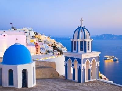 인솔자 동반 상품, 아름다운 그리스와 아부다비의 랜드마크 그랜드모스크 내부까지 관광할 수 있는 알찬 일정
