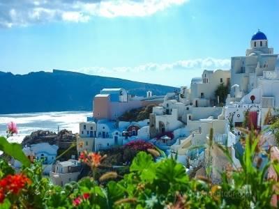아름다운 그리스와 아부다비의 랜드마크 그랜드모스크 내부까지 관광할 수 있는 알찬 일정