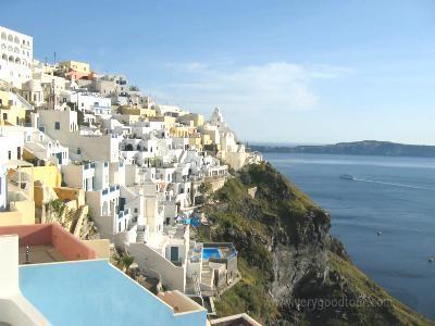 산토리니 2박 자유 일정으로 여유로운 지중해 여행을!