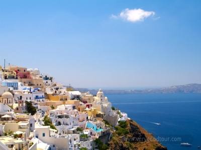 산토리니 2박을 하며 나만의 시간을, 아테네, 고린도, 메테오라 핵심도시 관광까지 포함!