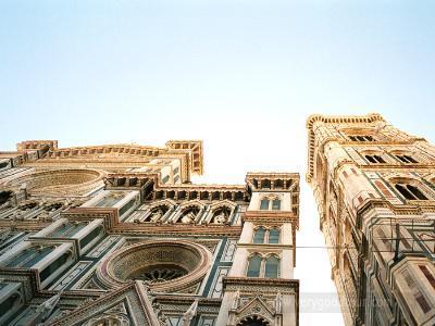 파리/피렌체/로마 자유여행 8일