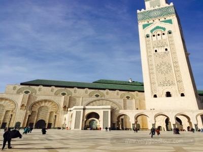 세계문화유산의 도시! 살아있는 역사 박물관, 자유와 열정의 도시 스페인! 포르투갈! 모로코!