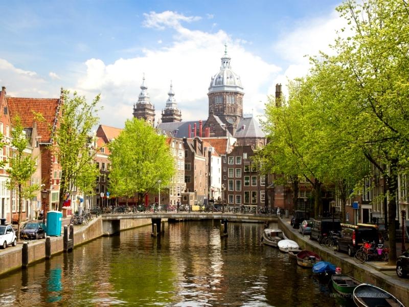 [두 나라 여유로운 여행] 네덜란드와 벨기에 2개국 7일