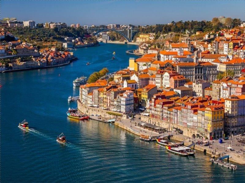 대서양과 맞닿은 유럽의 끝 포르투갈의 숨겨진 매력을 찾아 떠나는 여행