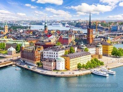 헬싱키/스톡홀름/오슬로/베르겐/플롬/송네피요르드/게이랑에르/뵈이야/릴리함메르/코펜하겐