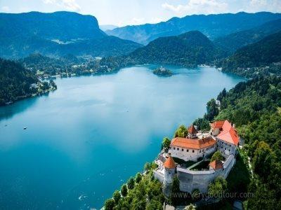 [크로아티아 직항_발칸 3국(크로아티아/슬로베니아/보스니아) 9일] 디오클레시안 궁전