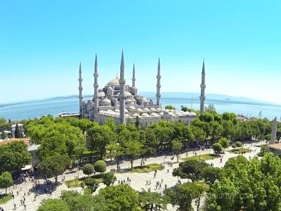 아시아나직항과 전일정특급호텔+밸리댄스,돌마바흐체 궁전관람 포함된 터키일주 상품
