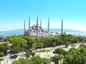 술탄 아흐멧 모스크