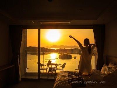 오션힐 호텔 (객실 홍보용 사진)
