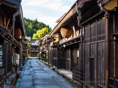 일본의 알프스 알펜루트 (6월한정) + 오쿠히다 료칸 + 나고야 시내