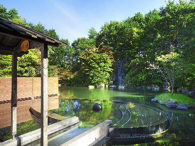 유명 '호시노리조트' 계열 온천호텔에서 숙박, 편안하게 즐기는 자유 온천여행