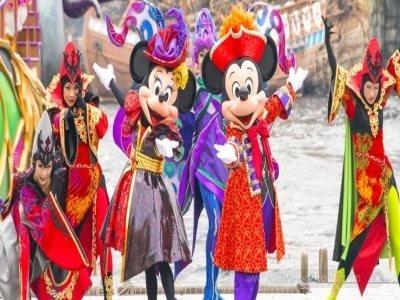 디즈니랜드 or 동경시내관광 선택이 가능한 동경 전일관광 일정!