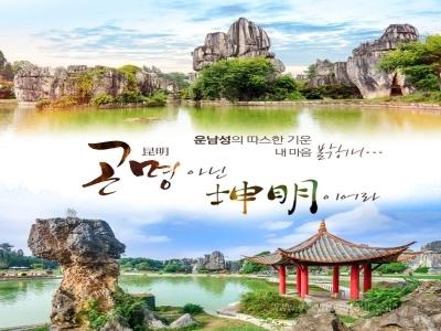 【 대한항공(KE) / 곤명 】 석림 / 서산용문 / 구향동굴 5일