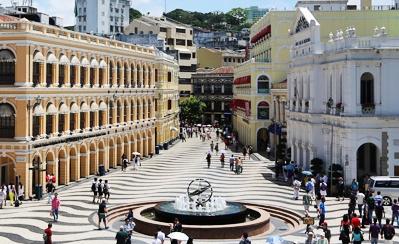 [홍콩+마카오 3/4일]_[패키지 속 자유]_ 홍콩 특급호텔 투숙, 시내관광 포함
