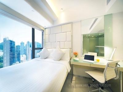 [홍콩섬 인기호텔 iClub Sheung Wan] 홍콩 자유여행