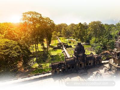 꼭가봐야할 대표적인 유적지관광지!앙코르왓.유적지코스 반나절 자유일정까지