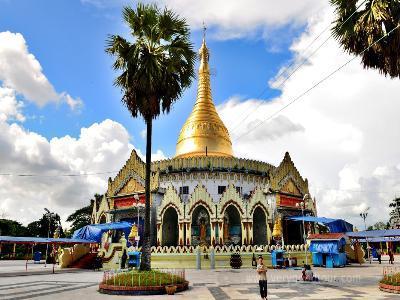 【미얀마_5일】순수함과 웅장함이 가득한 그곳 미얀마 양곤/달라/민속촌 5일