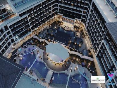 ■ 준특급_스테이션1 ■ 2017년 새롭게 오픈한 자연친화적인 리조트에서의 휴양