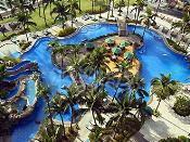 마닐라 시티호텔 중 가장 큰 풀장을 보유하고 있는 유일한 5성 리조트 '소피텔'