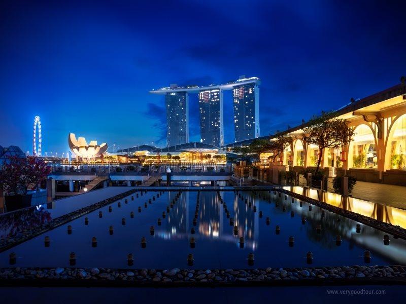 ■ 노쇼핑+노옵션+노팁 ■[싱가포르 완전일주_마리나베이샌즈 1박] 카야토스트 + 리버보트 + 칠리크랩