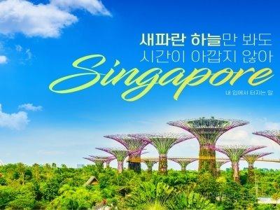 [싱가포르 + 바탐 5/6일][꼭 가보자고 약속했던 그 곳] 싱가포르 + 바탐 5일_가든바이더베이와 슈퍼트리, 칠리크랩