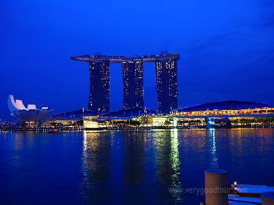 싱가포르 최고의 초특급 호텔 마리나베이샌즈 즐기기, 싱가포르 플라이어, 센토사섬 관광