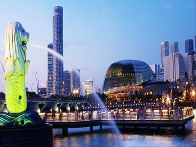 [싱가포르 + 조호바루 + 바탐 5/6일]_[세나라 관광] 보타닉가든 + 머라이언공원 + 센토사섬